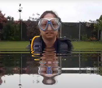 Lockdown dive