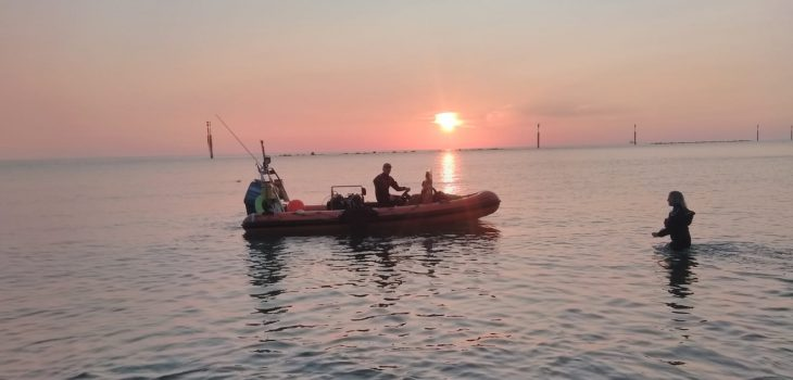 Sunrise at Sea Palling